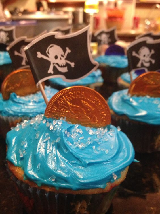 Piratencake