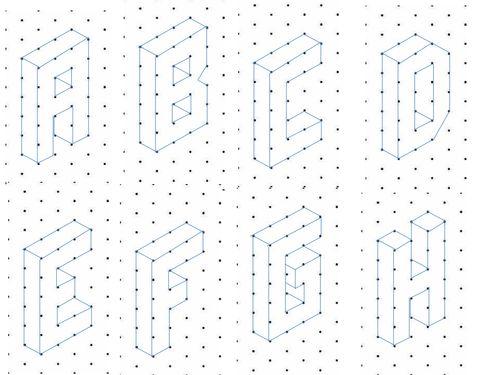 Printable isometric paper Axonometrics Pinterest Isometric - isometric graph paper
