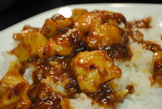 Spicy Peanut Chicken…   Juanita's Cocina