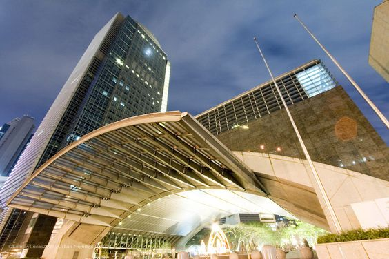 Modern Architecture In The Philippines ayala tower one | philippine iconic buildings and landmarks