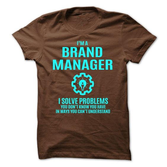 BRAND MANAGER - FREAKING AWSOME JOB TITLE