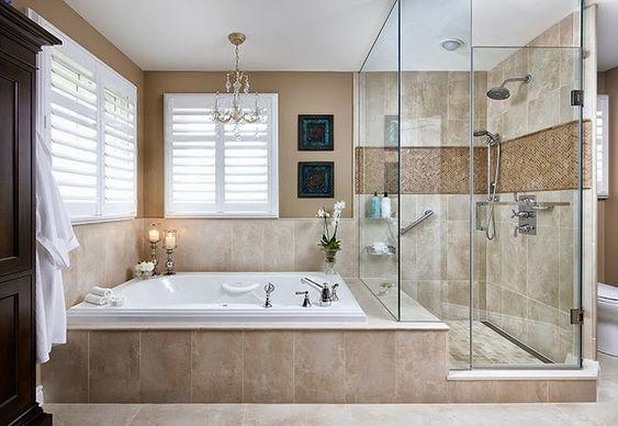 Ideas fotos ba os moderno 1 deco ba o bathroom - Banos modernos fotos ...