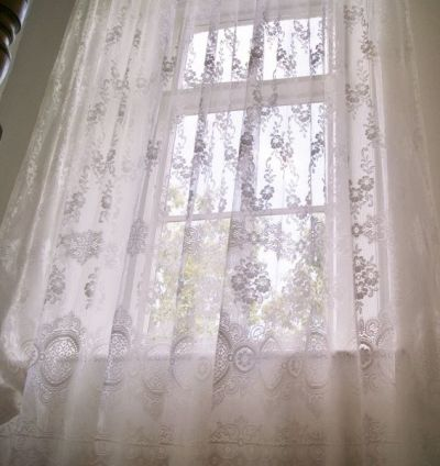 French Country Lace Curtains French Lace If I Had A Cute Little Country Cottage What I Would