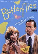 Wendy Craig stars as the rather dreamy hopeless housewife who is married to a boring dentist with two grown up sons. She is relentlessly pursued by a playboy and finds it hard to resist his advances, though resist she does. Sweet , sad and funny in turns Butterflies is an English classic.
