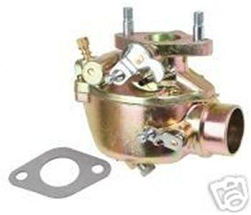 Ford 8N 9N 2N Carburetor, New,  This Brand  New High Quality Carburetor comes with the manufacturers warranty and replaces the original Marvel Schebler Carburetor found on the following  Ford Tractor models:   2N  8N  9N   Manufacturer part number Ford New Holland:   8N9510C   Carburetor w/ Mounting Gasket Heavy Duty Heavy Duty High Quality Heavy Duty Heavy Duty High Quality Brand New Fully Guaranteed  http://www.thelawngarden.com/ford-8n-9n-2n-carburetor-new/