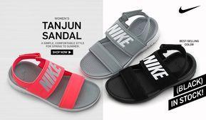 Shop Women's Nike Tanjun Sandal