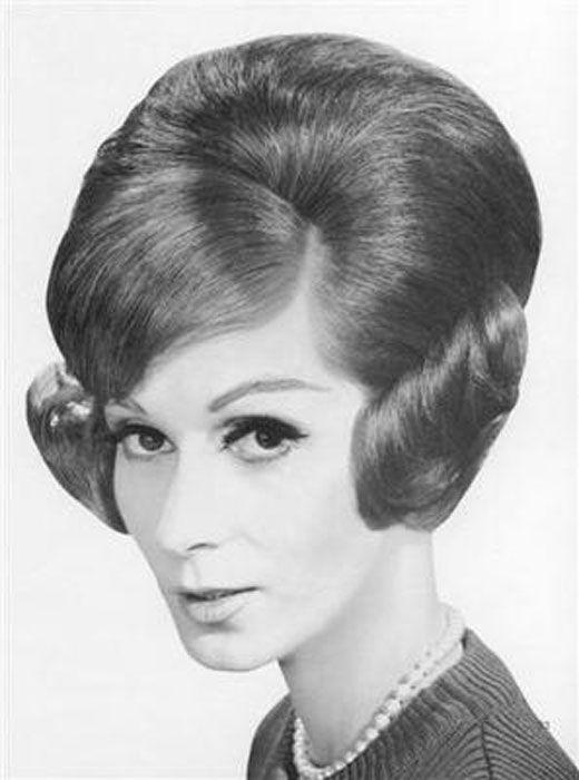 Afbeeldingsresultaat Voor Kapsel Ouderwets 60 Vintage Hairstyles Hair Styles Retro Hairstyles