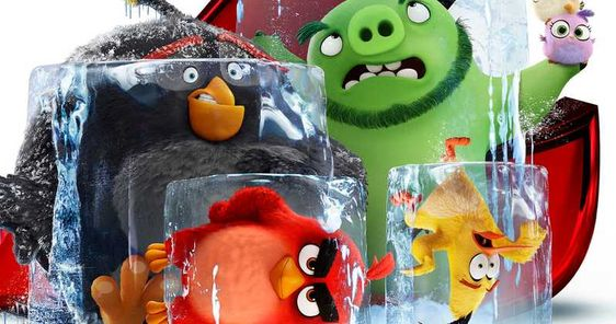 Angry Birds movie coming in August