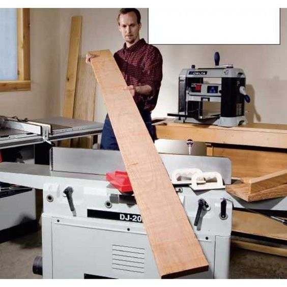 Discover new life for your warped, cupped and twisted stock by putting three essential power tools to work in your shop. Save money by starting with rough-cut lumber - and save lumber with these surfacing secrets.