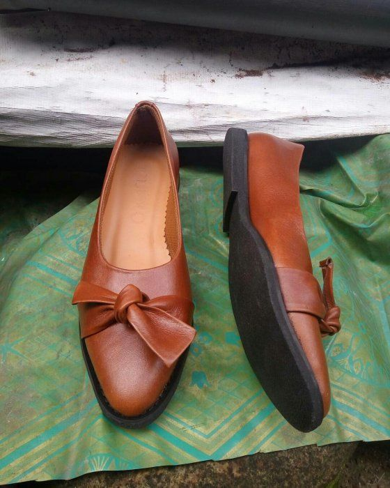 Sepatu Pantofel Wanita Tanpa Hak Arimbi Sepatu Sepatu Anak