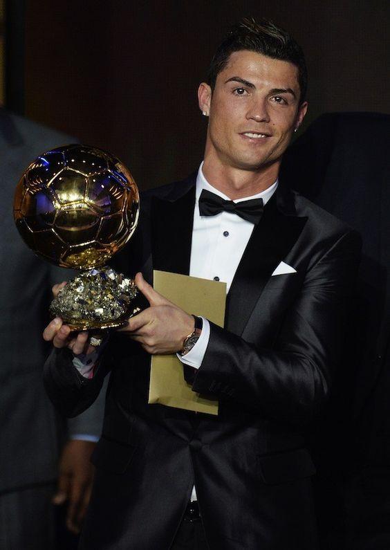 Cristiano Ronaldo is my life