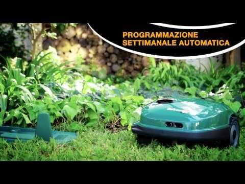 Il più venduto tagliaerba Robomow: RM510