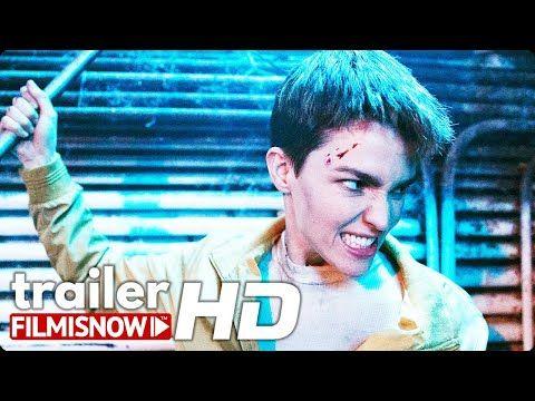 The Doorman Trailer 2020 Ruby Rose Jean Reno Movie In 2020 Jean Reno Movies Jean Reno Ruby Rose