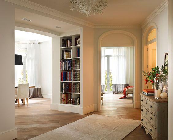 Habitaciones comunicadas //Comunicated rooms - Olaimar Decor