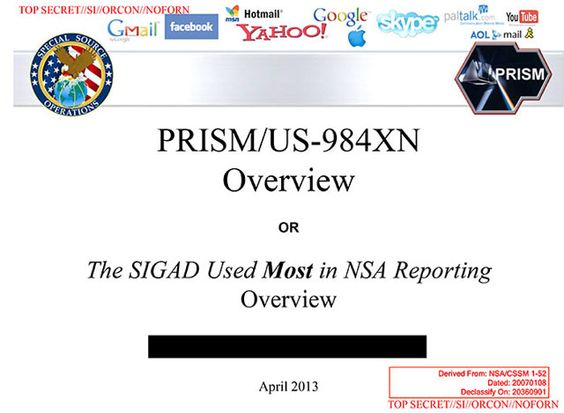 can your web cam be used on you?  How Prism Could Kill U.S. Tech Companies