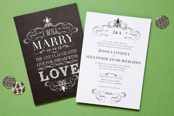 Wedding Paper Divas Wedding Invitations Photos on WeddingWire