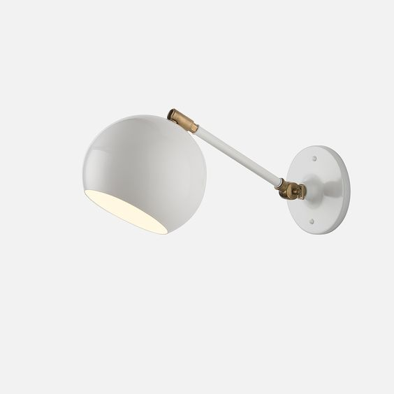 Schoolhouse Electric Wall Sconce : Pinterest ? The world s catalog of ideas