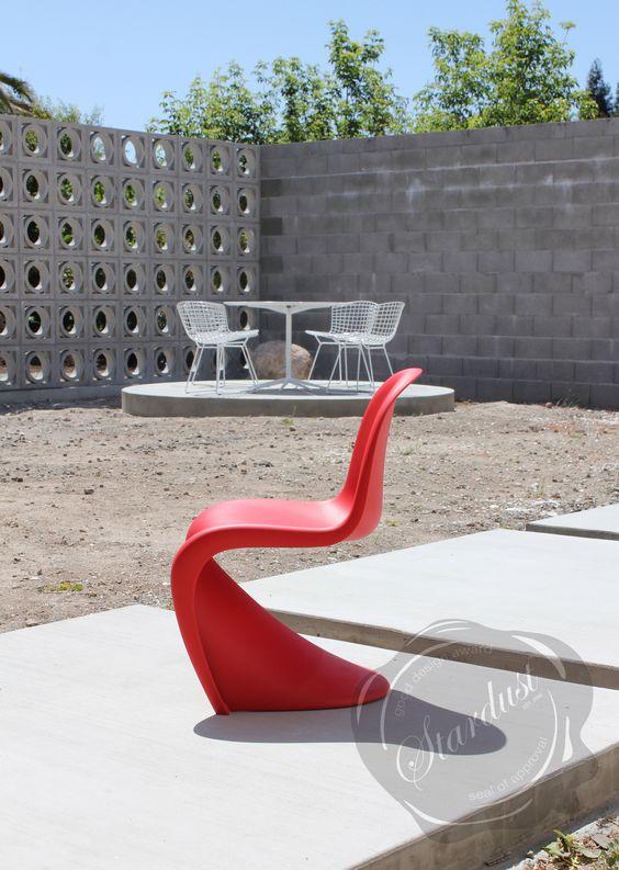 ガーデンチェア パントンチェア アウトドア ヴィトラ ヴァーナー・パントン