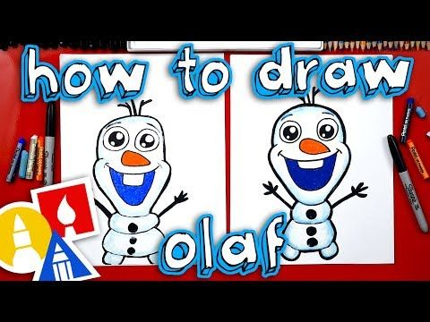 Pin By Ms Rinko On My Class Olaf Drawing Art For Kids Hub Art For Kids