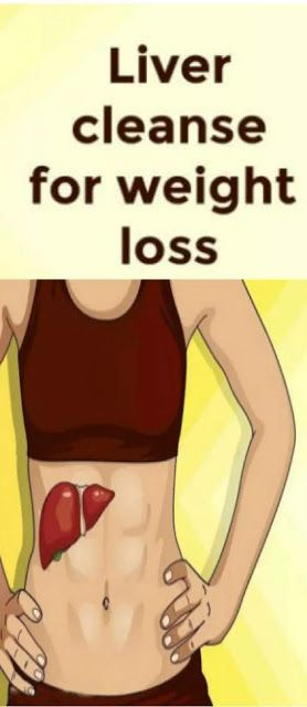 Liver Cleanse For Weight Loss...