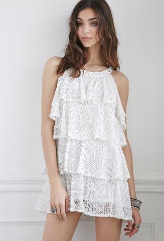 Raga Lace Off-the-Shoulder Dress