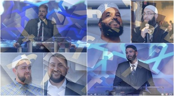 Heal your soul with these inspiring words of Imams Omar Suleiman Suhaib Webb AbdelRahman Murphy. Check them here: