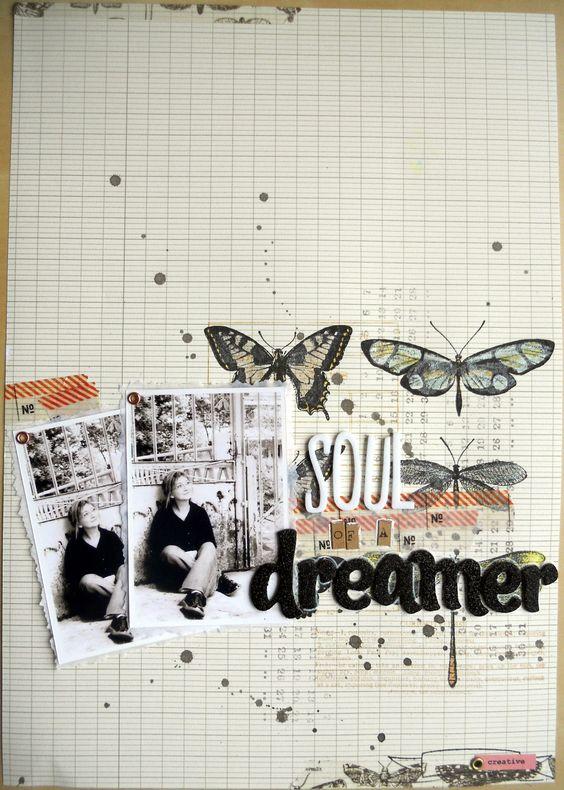 "'soul of a dreamer' layout by ""nine"""
