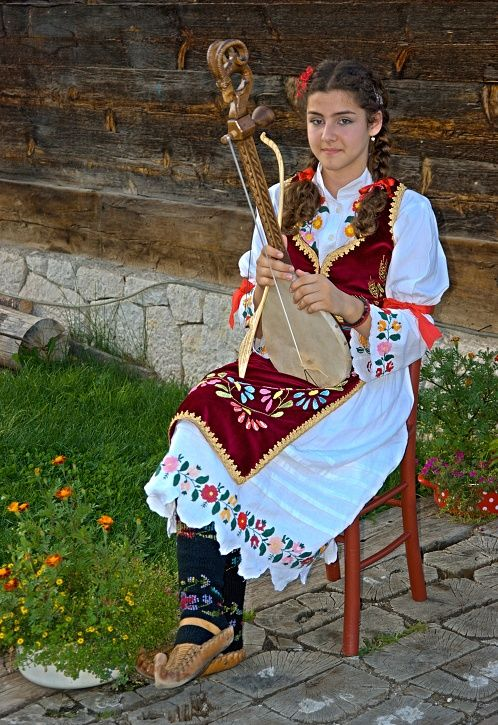 Serbian folk music