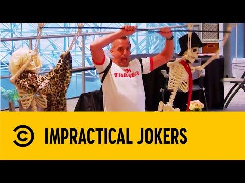 Joe S Parents Are Dead Q You Re Done Impractical Jokers Youtube Impractical Jokers Joker Joes Impractical jokers waiting room last