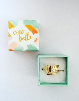 Le Pays de Laure: My Ciao Bella box