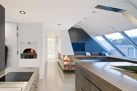 Über den Dächern von Wien   Architecture bei Stylepark