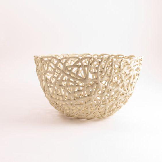 Unique Decorative Bowls Weeding Decorative Bowl Unique Ceramic Art Ceramic Decorative