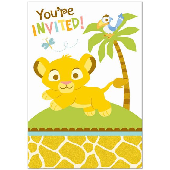 lion king baby shower baby pinterest themed baby showers disney