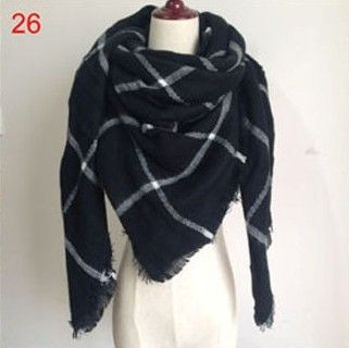 Fall and Winter Scarf #26