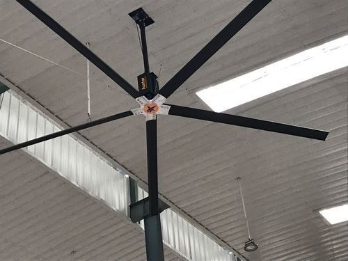 Buy Hvls Industrial Ceiling Fan With Austar Technologies Now Search For Faster Better Smarter Hvls Fa Ceiling Fan Large Ceiling Fans Industrial Ceiling Fan
