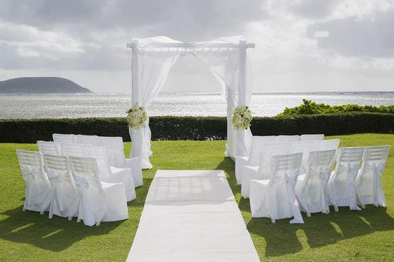 kahala hotel weddings - Google Search