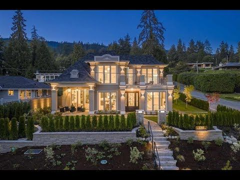 1705 Palmerston Avenue Luxury Family Home Built In West Vancouver Bc Mansions Building A House Luxury Homes
