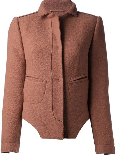 CARVEN Fitted Jacket
