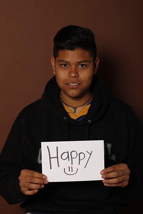 Happy, Johan Rodríguez, Estudiante, UANL, Monterrey, México