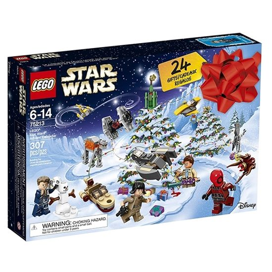 Open The Doors Of This Galactic Lego Star Wars Advent Calendar