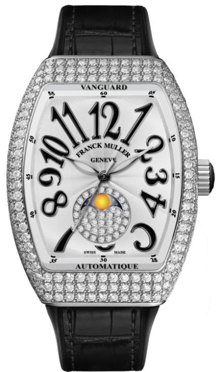 Franck Muller Lady Moon Phase V 32 SC AT FO L D CD 1P (NR)
