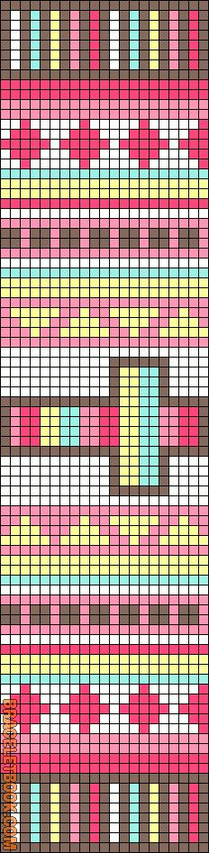 Rotated Alpha Pattern #11280 added by christalxo