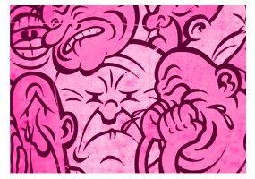 Thilo Rothacker: Anger | Über das Ärgern. Veröffentlicht in der Weltwoche Zürich. | Format: DIN A3, ohne Rahmen | Auflage: 25 Stück, signiert | erhältlich bei www.kultstuecke.com