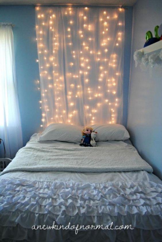 25 idées géniales pour une chambre de La Reine Des Neiges! Frozen! - Décorations - Trucs et Bricolages