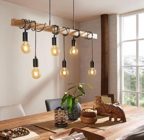 Hangeleuchte Online Kaufen Xxxlutz Rustikale Kuchen Beleuchtung Holz Hangelampe Hangeleuchte