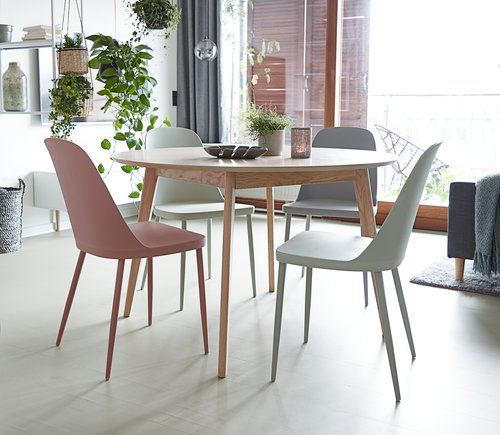Dining Chair Dammen Light Green Jysk Luxury Dining Chair