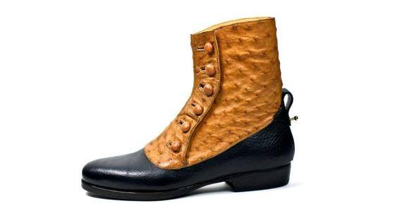 Alexandru Adam ALEX BOOTS A729 Limited Edition