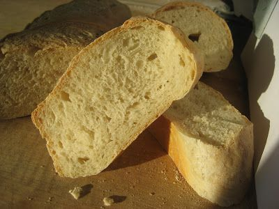Two Sisters: The Recipes: 'Starting' from scratch. Sourdough starter and a bread recipe