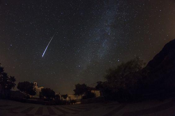 Noche de Perseidas (Estrellas Fugaces) en Gran Canaria - Noche de Perseidas…
