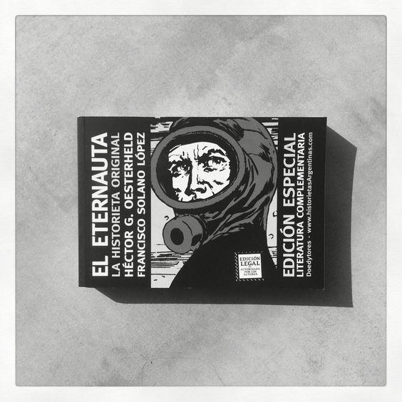El Eternauta-Héctor G. Osterheld